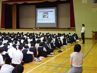 さいたま市立木崎中学校 - Japan...