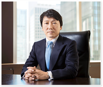 Toshio Dogu (President and Chief Executive Officer Digital Arts Inc.)